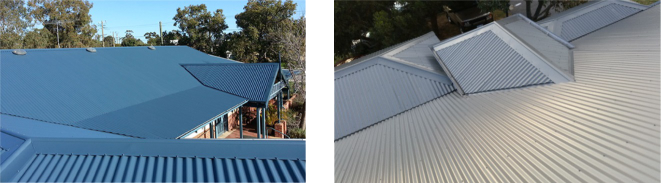 Tiled Roof Maintenance Colorbond